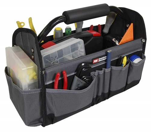 McGuire-Nicholas 22015 15-Inch Collapsible Tote Tool Bag