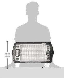 Optimus H-9010 Garage Utility Heater