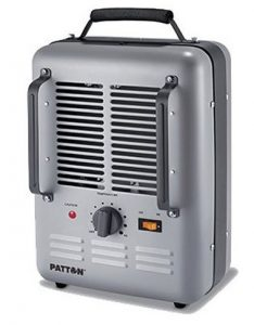 Patton PUH680-N-U Milk-House Utility Heater