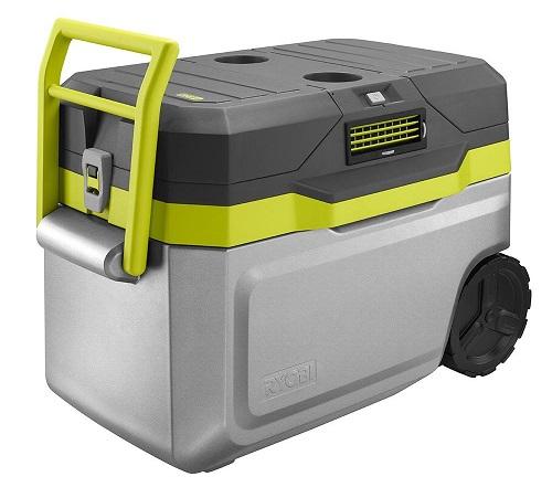 Ryobi Wheeled Cordless Air Conditioner