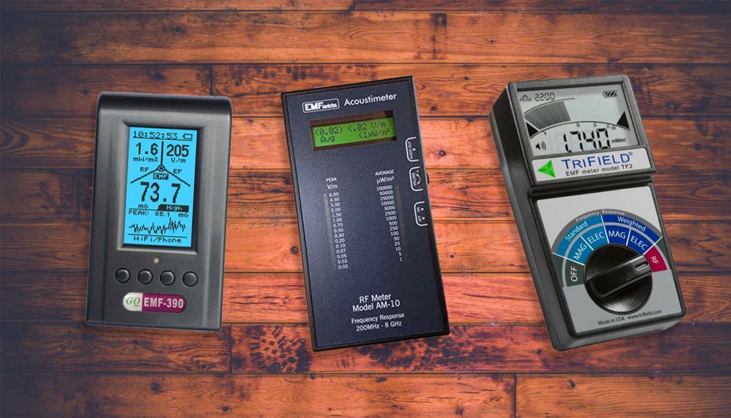 Best Electromagnetic Field (EMF) Detectors and Meters   EMF Reviews