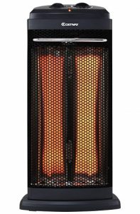 COSTWAY Radiant Tower Heater
