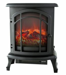 FLAME&SHADE Electric Fireplace