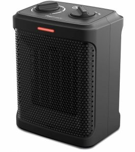 Pro Breeze 1500W Mini Ceramic Space Heater