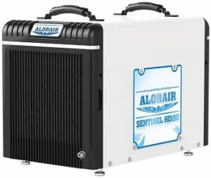 AlorAir BasementCrawlspace Dehumidifiers 198PPD