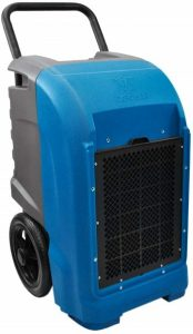 XPOWER XD-125 Industrial Commercial Dehumidifier
